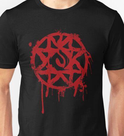 Blood Mark Unisex T-Shirt