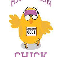 Marathon Chick by Eggtooth