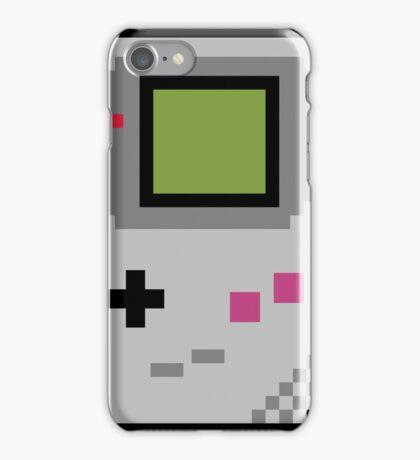 8 bit gameboy iPhone Case/Skin