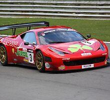 Lester & Simonsen - Ferrari 458 Italia by Matt Dean