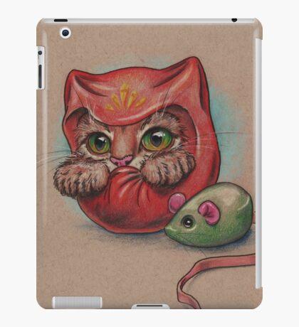 Daruma Cat  iPad Case/Skin