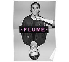 FLUME poster Poster