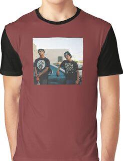 Xavier Wulf x Chris Travis RVIDXR KLVN Graphic T-Shirt