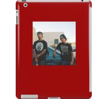 Xavier Wulf x Chris Travis RVIDXR KLVN iPad Case/Skin