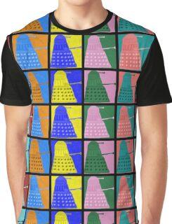 Pop art Daleks - variant 2 Graphic T-Shirt