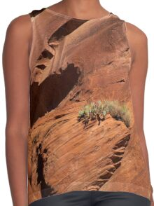 In The Rock Life Will Come Contrast Tank