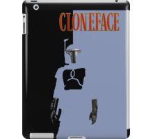 Fett is Cloneface iPad Case/Skin