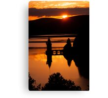 Lake Vyrnwy Canvas Print