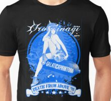 Anime Pinup Army Girl Unisex T-Shirt