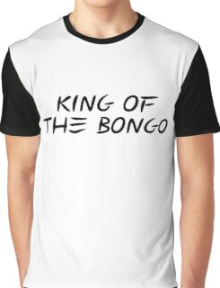king of the bongo manu chao reggae t shirts Graphic T-Shirt