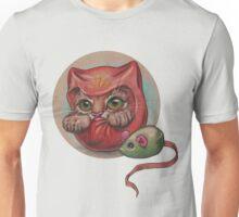 Daruma Cat  Unisex T-Shirt