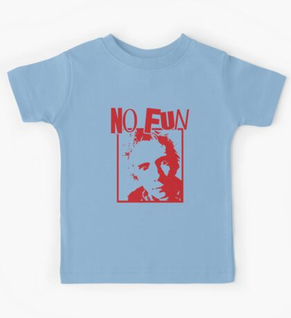 Johnny Rotten - No Fun Kids Tee