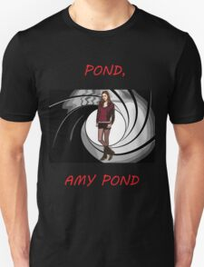 Pond, Amy Pond T-Shirt