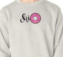 Chi d(O)nut in Pink Sprinkled Pullover
