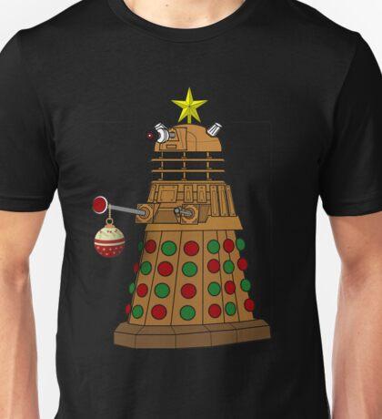 A Dalek Tree Unisex T-Shirt