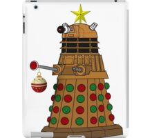 A Dalek Tree iPad Case/Skin