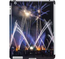 Illuminations at Epcot iPad Case/Skin