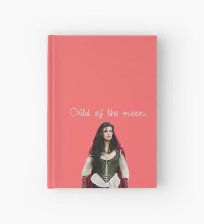 child of the moon Hardcover Journal