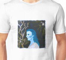 'She walks in beauty like the night' Byron Illustration  Unisex T-Shirt