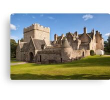 Drum Castle Canvas Print