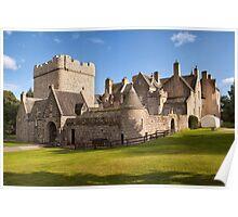 Drum Castle Poster