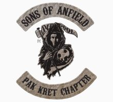 Sons of Anfield - Pak Kret Chapter Baby Tee