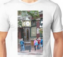 Gastown Steam Clock Unisex T-Shirt