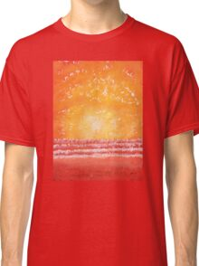 Morning Surf original painting Classic T-Shirt