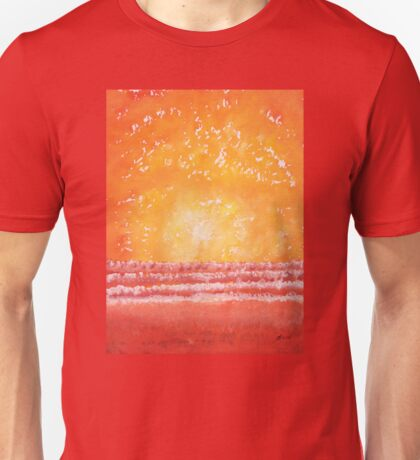 Morning Surf original painting Unisex T-Shirt