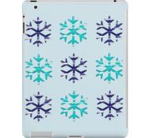 Snowflake iPad Case/Skin