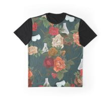 Chemistry Floral Graphic T-Shirt