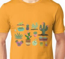 Desert Plants Unisex T-Shirt