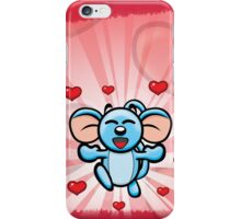 HeinyR- Lover Mouse iPhone Case/Skin