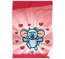 HeinyR- Lover Mouse Poster