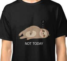 Cute Sloth Dreaming Shirt Classic T-Shirt