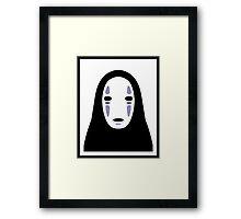 Spirited Away spirit Framed Print