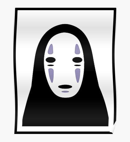 Spirited Away spirit Poster