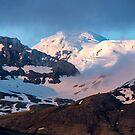 Light on Vatnajokul Glacier, Iceland by Cliff Williams