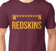 Redskins Football Washington Unisex T-Shirt