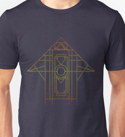 deco sunset Unisex T-Shirt