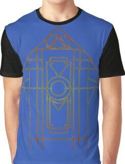 deco sunset Graphic T-Shirt