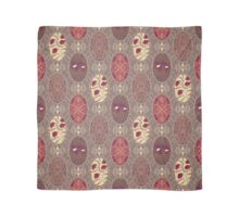 Patchwork seamless floral abstract pattern texture background Scarf