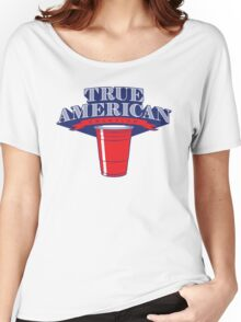 True American Champion (Variant) Women's Relaxed Fit T-Shirt