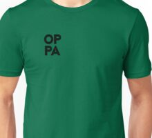 OPPA square design Unisex T-Shirt