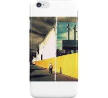 handmade people in homemade towns iPhone Case/Skin