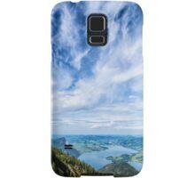 Hiking in Austria Samsung Galaxy Case/Skin