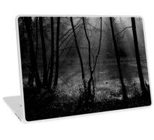 Mist on the Water Laptop Skin