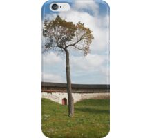 lonely tree symbol of life iPhone Case/Skin