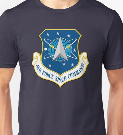 Air Force Space Command Unisex T-Shirt