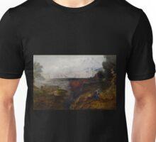 John Martin - The Last Judgement Study Unisex T-Shirt